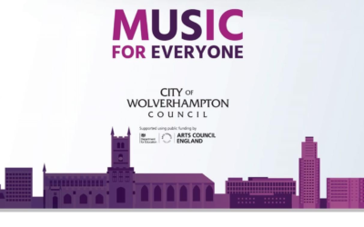 Count on Me Video Released! WMS & Wolverhampton Council Choir