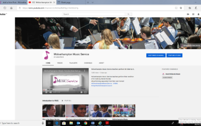 WMS Instrumental videos launched April 6th!