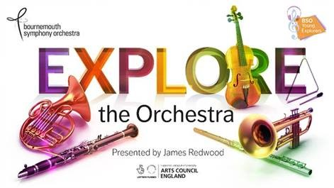 Explore the orchestra website streaming resource for Ks2 & 3
