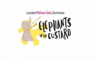 London Philharmonic Elephants in Custard Resources for Ks 1
